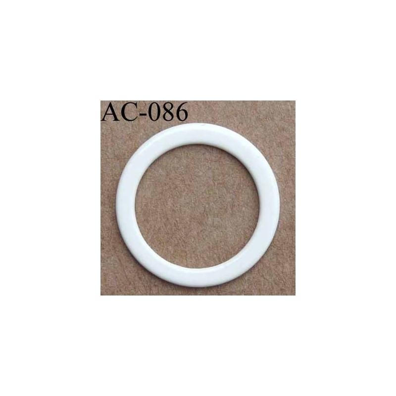 Anneau m tallique plastifi couleur naturel brillant for Diametre exterieur