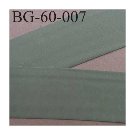biais ruban galon a plat pli 60 10 10 mm en coton couleur vert kaki clair largeur 6 cm plus 2. Black Bedroom Furniture Sets. Home Design Ideas