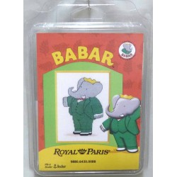 kit à broder BABAR royal paris réf 9880.6430.0088