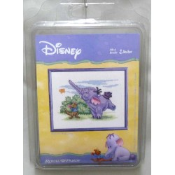 kit à broder disney BEBE ELEPHANT royal paris réf 9880.6430.0086