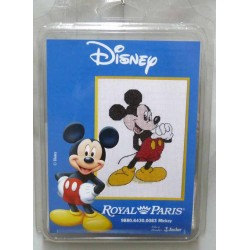 kit à broder disney MICKEY royal paris réf 9880.6430.0083