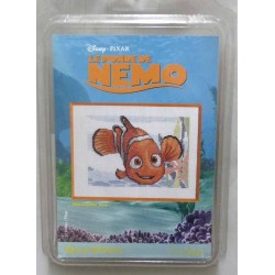 kit à broder disney pixar LE MONDE DE NEMO royal paris réf 9880.6430.0081