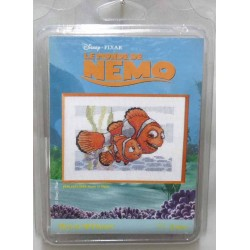 kit à broder disney pixar LE MONDE DE NEMO  royal paris réf 9880.6430.0080
