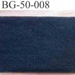 bande thermocollant  couleur gris noir anthracite largeur 50 mm prix au mètre