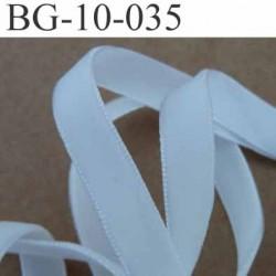biais galon ruban en velour couleur naturel blanc cassé  très beau et souple et doux largeur 10 mm prix au mètre