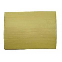 1 craie couleur jaune paille 3,5 x 4,8