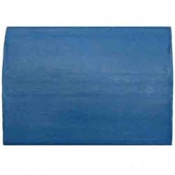 1 craie minérale couleur bleu 4,8 x 3,5 pour tissu