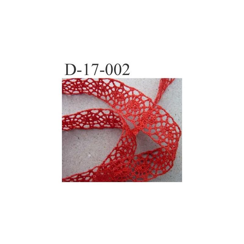 dentelle crochet ancienne 100 coton largeur 17 mm couleur. Black Bedroom Furniture Sets. Home Design Ideas