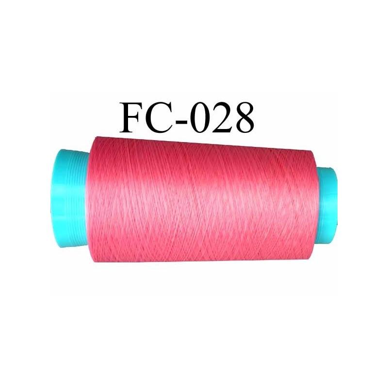 cone de fil mousse polyamide fil n 100 couleur rose longueur du cone 1000 m tres bobin en. Black Bedroom Furniture Sets. Home Design Ideas