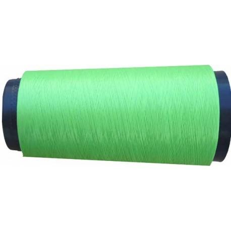 cone de fil mousse polyamide fil n 180 couleur vert fluo longueur du cone 1000 m tres bobin en. Black Bedroom Furniture Sets. Home Design Ideas