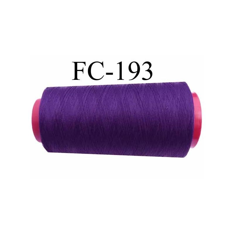 cone de fil mousse polyester textur fil n 100 couleur violet fonc volubilis longueur du cone. Black Bedroom Furniture Sets. Home Design Ideas